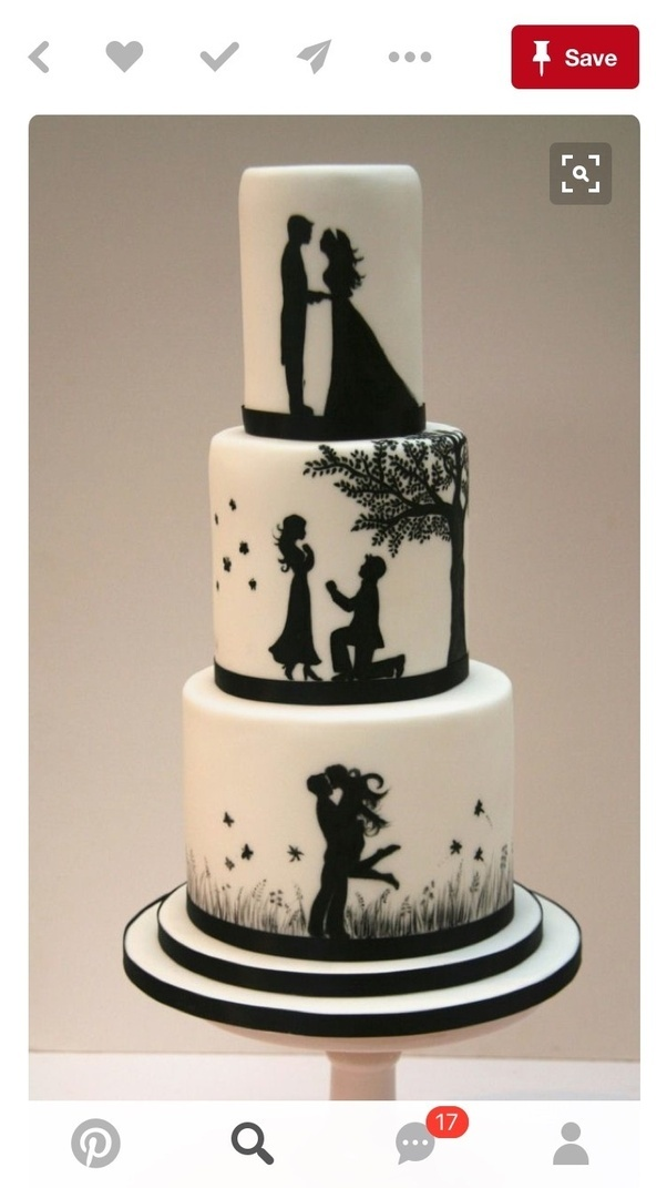 how to become a wedding cake designer