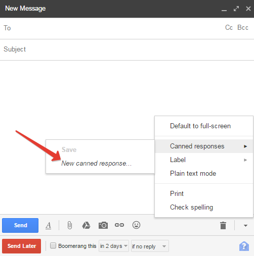 What are some lesser known Gmail tips?