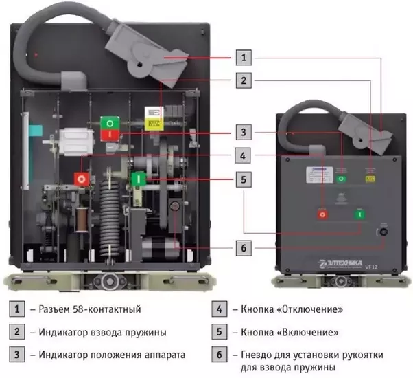 Do we need a motor to charge an air circuit breaker quora for Motor operated circuit breaker