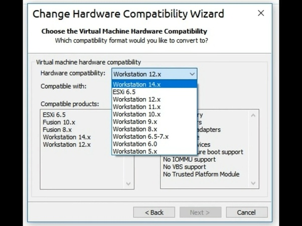 How to get rid of this error on VMware - Quora