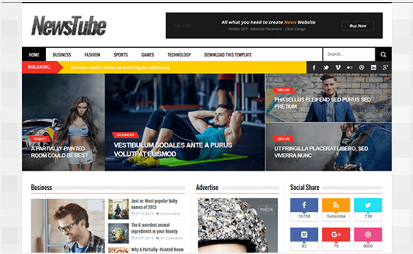 Blogger Templates Free | Which Is The Best Free Blogger Template For News Blog Quora
