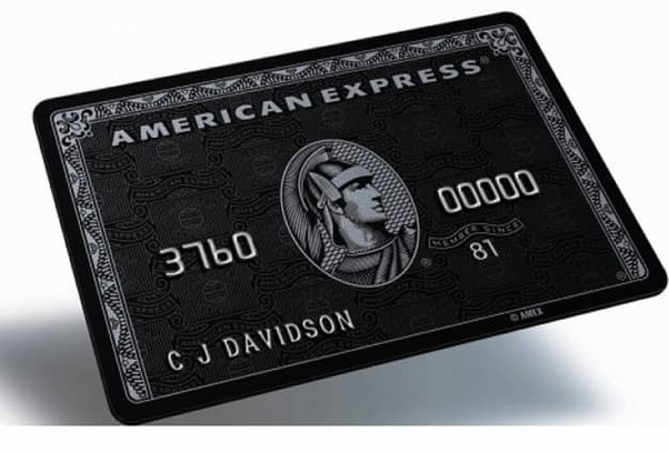 What Credit Cards Do The Richest People In The Usa Possess Quora