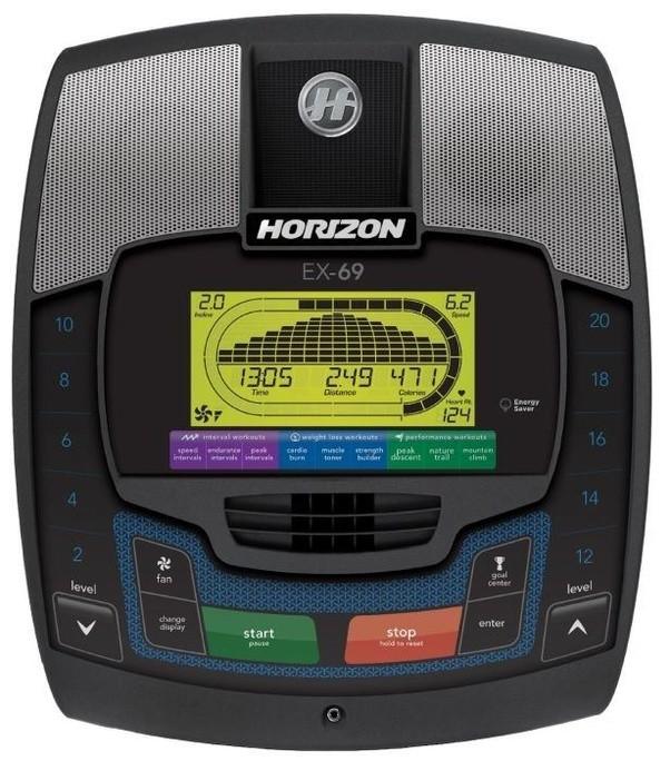 Horizon Elliptical Ex 69 Manual: Is An Elliptical Machine Considered 'easy' Or 'hard