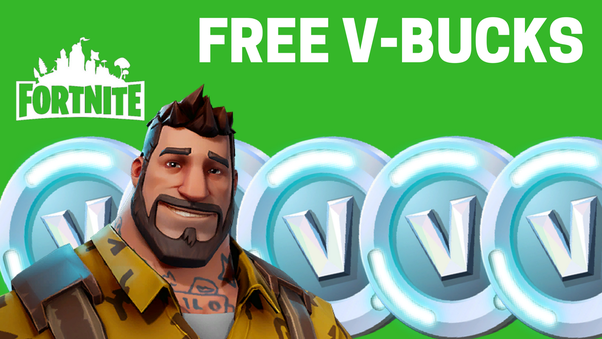 How to get V-bucks in Fortnite Battle Royale for free - Quora