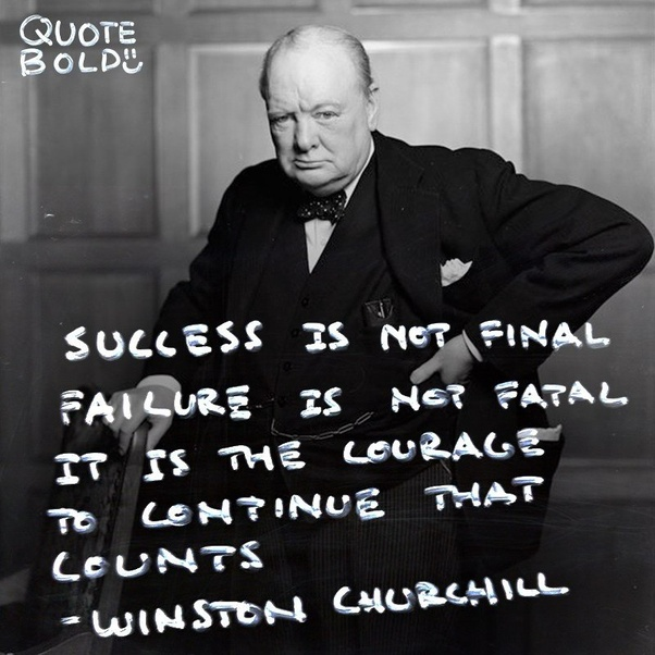 What Is Your Favorite Winston Churchill Quote Quora