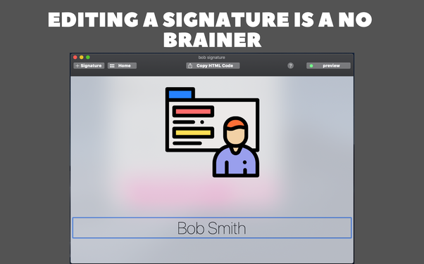 How to create an HTML email signature - Quora