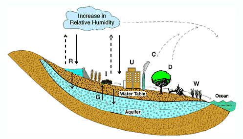 What is the human impact on the water cycle and how does this what is the human impact on the water cycle and how does this affect climate change ccuart Image collections