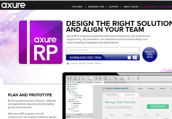 What Are The Best Web Product Development Prototyping Tools Pc Mac Quora