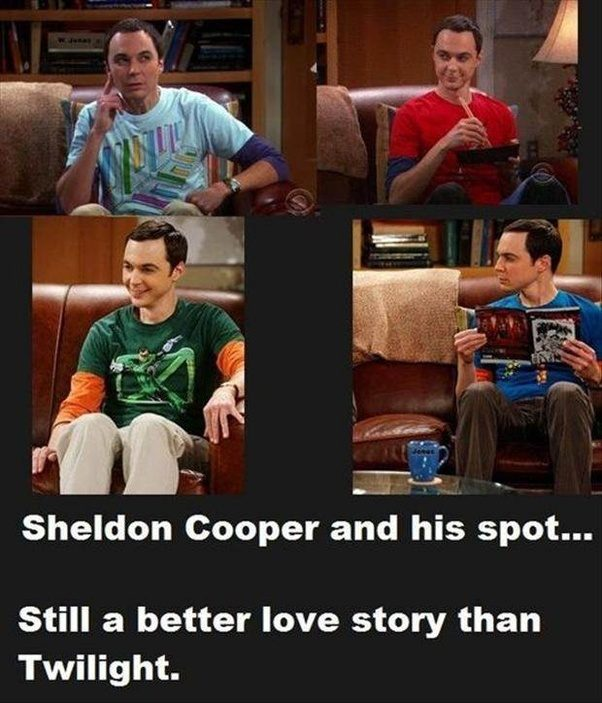 May The 4th Be With You Sheldon Cooper: What Are The Best 'better Story Than Twilight' Memes On