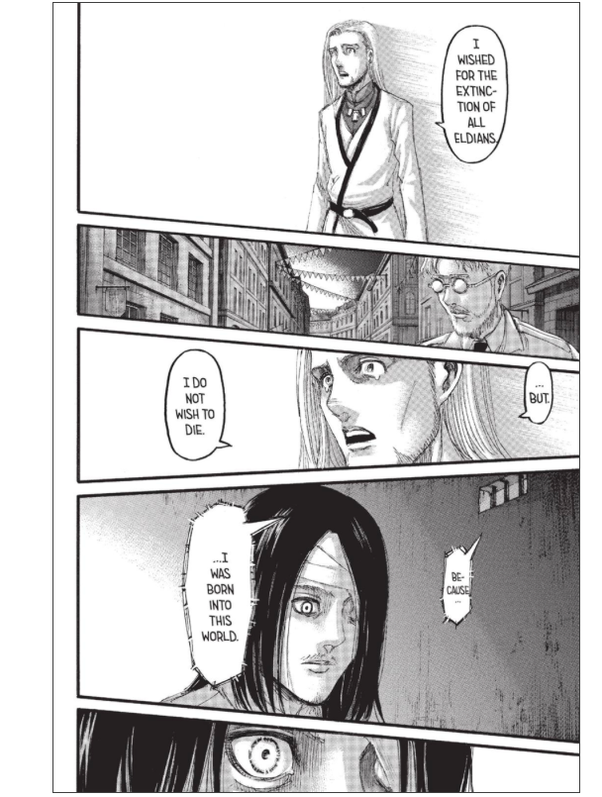 Images Of Attack On Titan Final Manga Panel