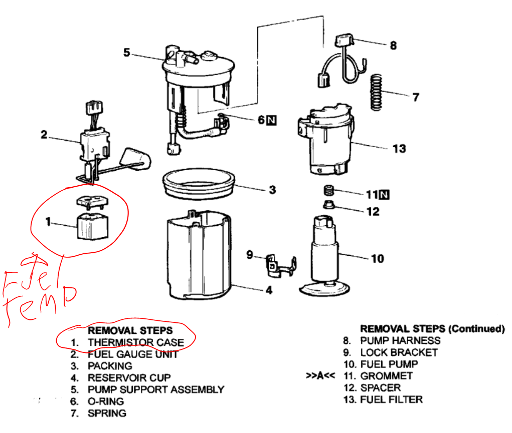 Cool Where Is The Fuel Pump Temperature Sensor In A 2002 Mitsubishi Wiring Digital Resources Sapebecompassionincorg