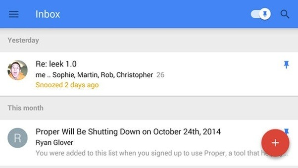 how to use inbox by gmail effectively