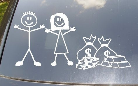 hate stick figure families I