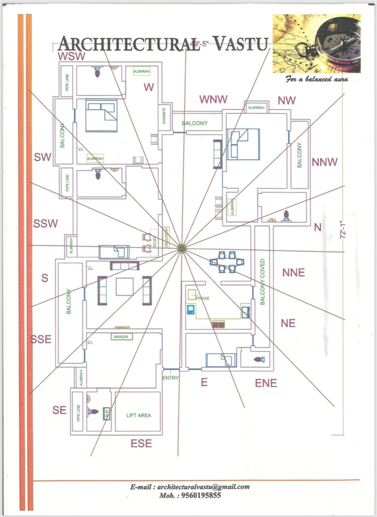 According To Vastu Shastra Which Bedroom Position Is Good