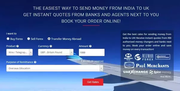 which is the best way to transfer money from india to uk are there rh quora com transfer money to england from australia Wiring Money Western Union