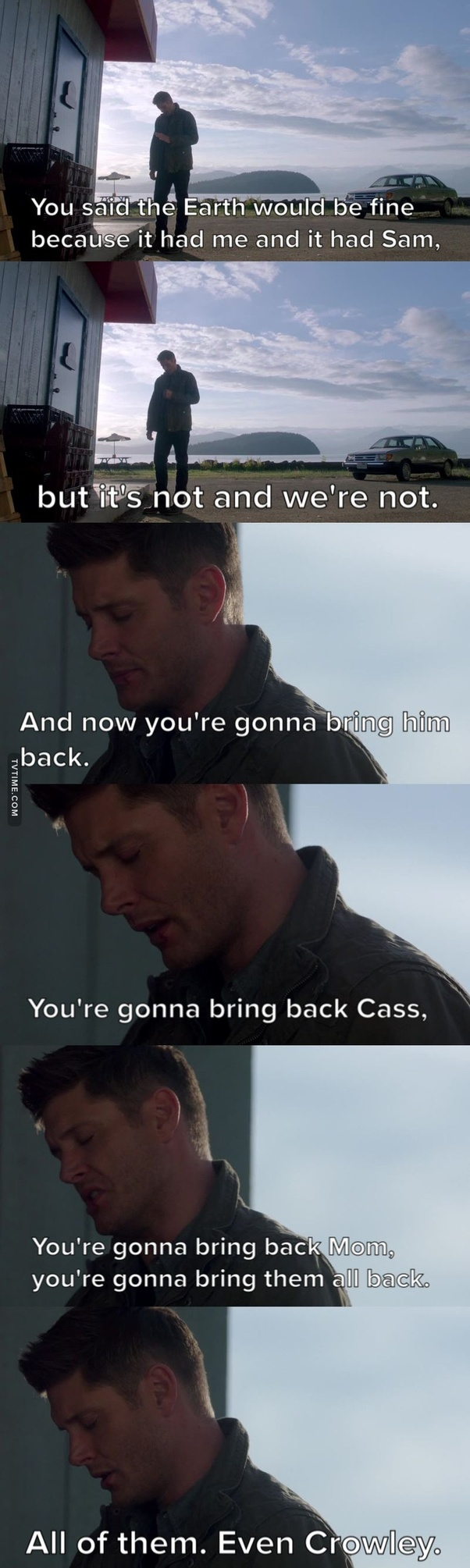 Why don't people love Sam Winchester as much as Dean Winchester in