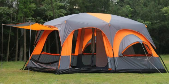 How to Buy a Family Tent