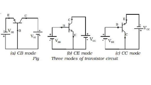 How is transistor connected in a circuit? - Quora