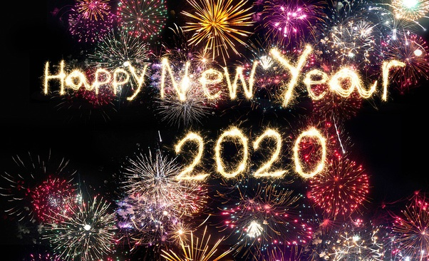 What Are Some Images Of Happy New Year 2020 Quora