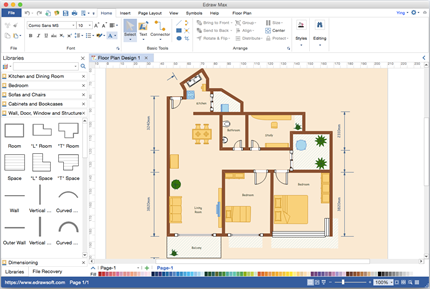 What would you recommend as a free 2D floorplan application for the – Free Software For Floor Plans