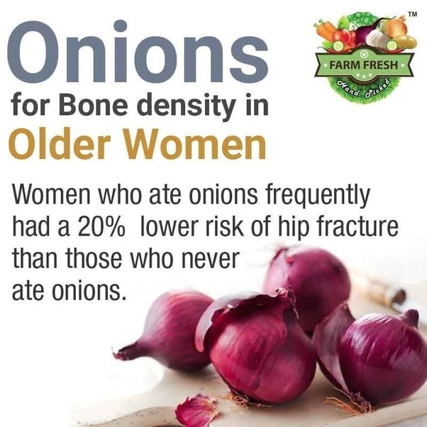 Sexual health benefits of onions liver