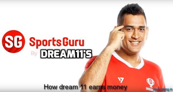 How does Dream11 make money? - Quora