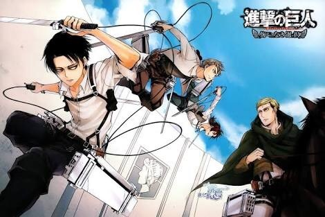 What is this whole Attack on Titan 'No Regrets' thing? - Quora