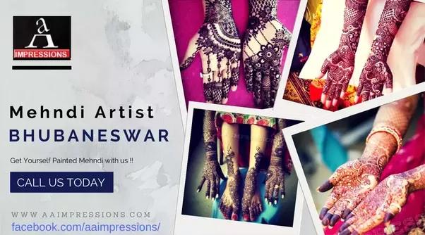 Mehndi Ceremony Wiki : Looking for good mehndi designer my wedding in bhubaneswar