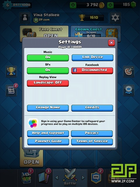 how to get clashof clans off android to apple