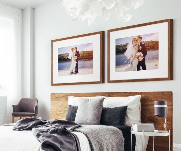Where can I find wood frames for stretched canvas prints? - Quora