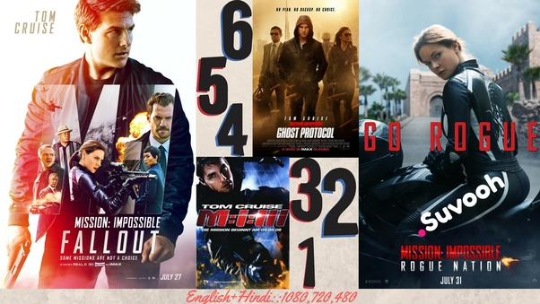 Which is your favourite movie series? - Quora
