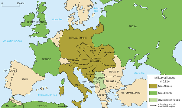 Why did italy switch sides during world war i quora so italy decided not to entering on war when it started but one year later 1915 with the triple entrente countries agains austria italian real enemy gumiabroncs Gallery