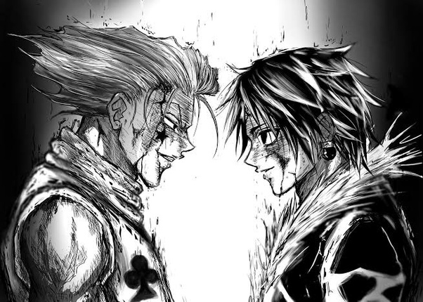 Hisoka death