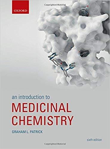 Silverman Medicinal Chemistry Book