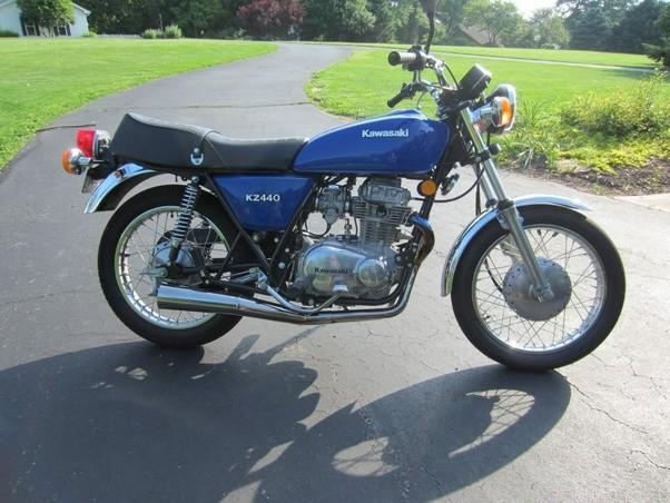 Where can you buy a 1980 Kawasaki 440? - Quora