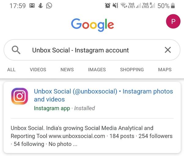 How to open someone's Instagram account - Quora