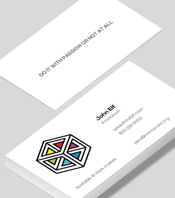 Which are the best startup business cards quora good luck with your business colourmoves Choice Image
