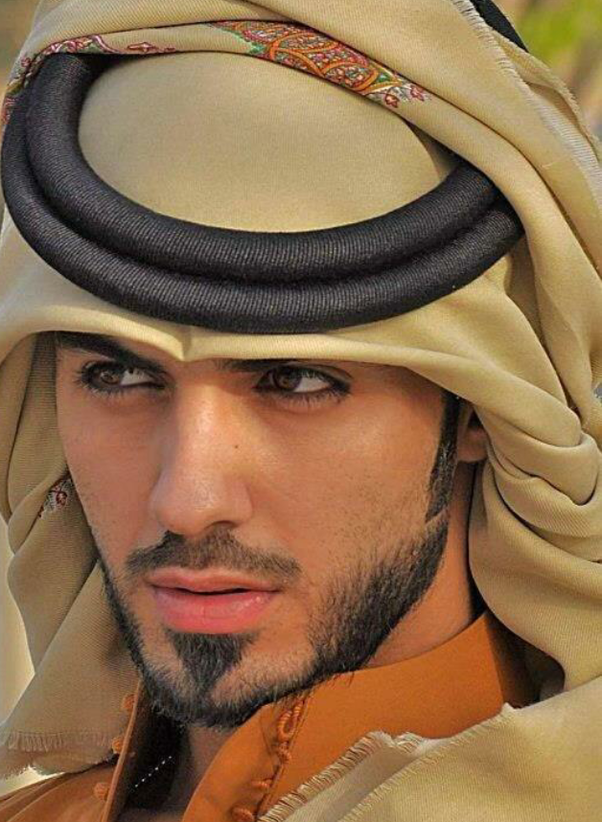 And Look For Some Handsome Arab Moat Of Them Are