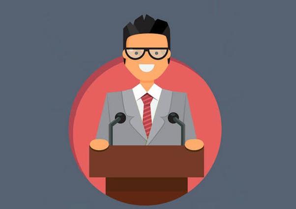 Bagaimana cara berbicara di depan umum seperti profesional tanpa ada rasa  takut dan ragu-ragu? - Quora