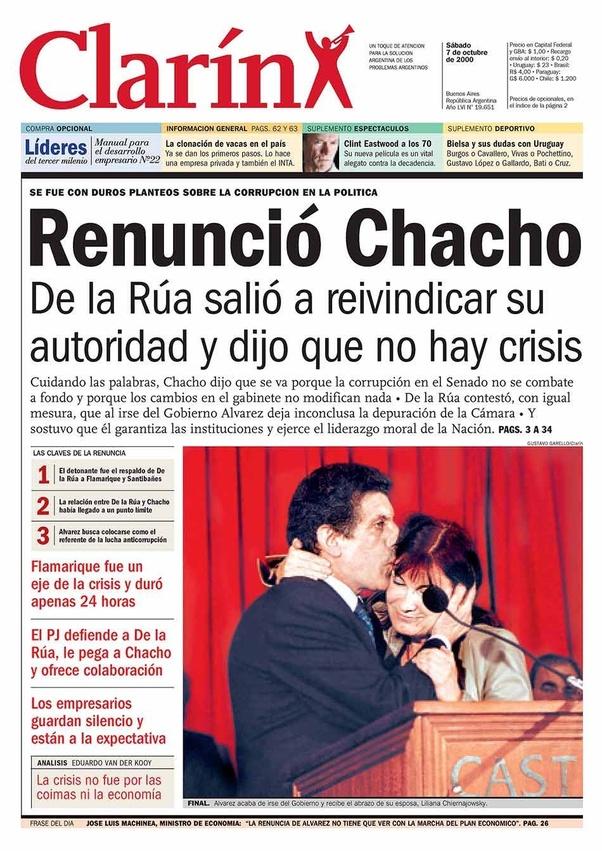 Argentina: para una historia de la corrupción 22