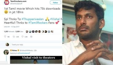 What is Tamil Rockers? Your Favorite Movies and TV Shows on