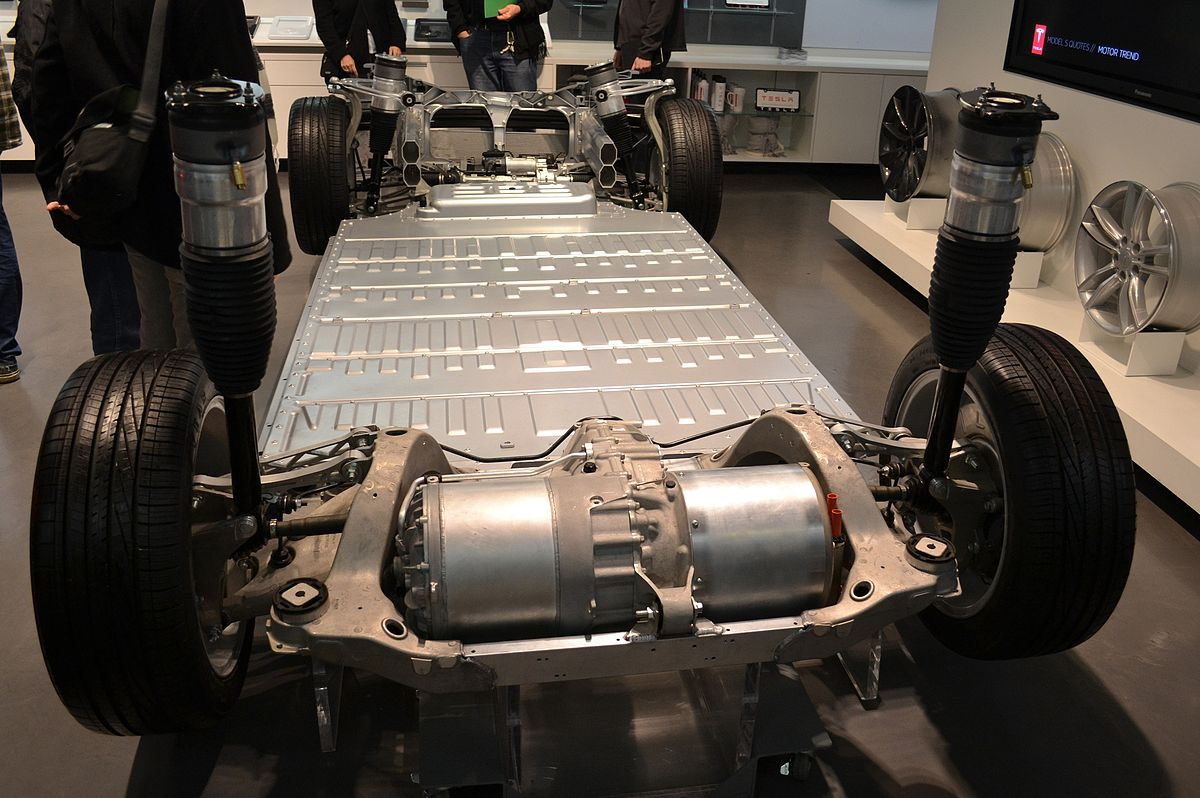 See The Difference Electric Cars Have To Be Built From Ground Up Making Almost Every Functional Part Of Car Diffe