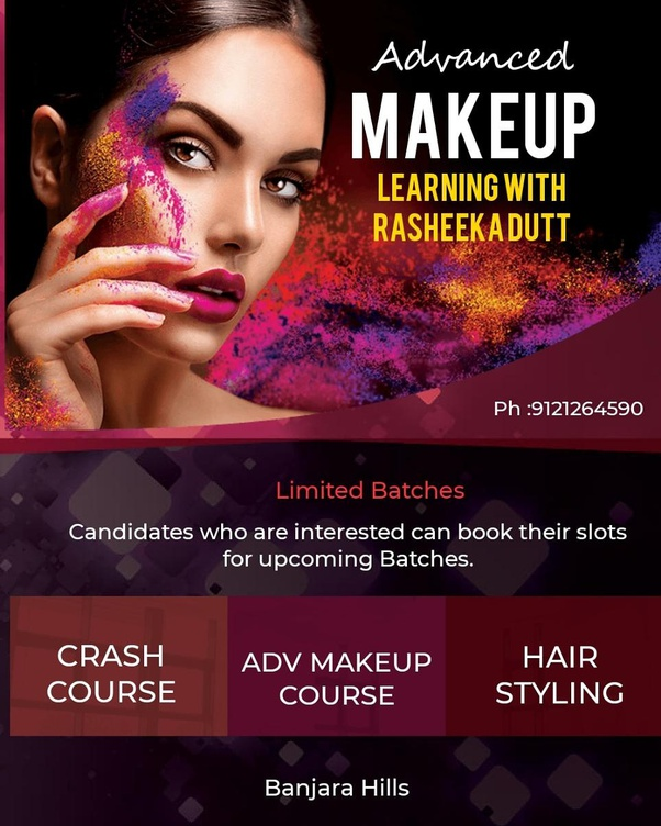 Best Makeup School In India Quora