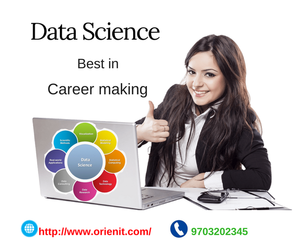 Which is the best offline course for data science in ...