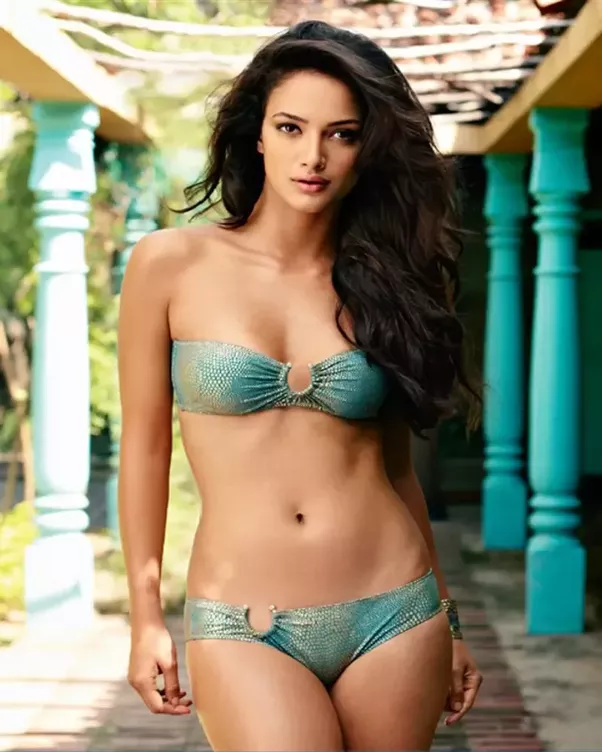 Who is the hottest indian model in bikini quora angela jonsson voltagebd Images