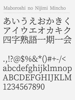 Why does Japanese Kanji use the same font as Hanzi on the internet