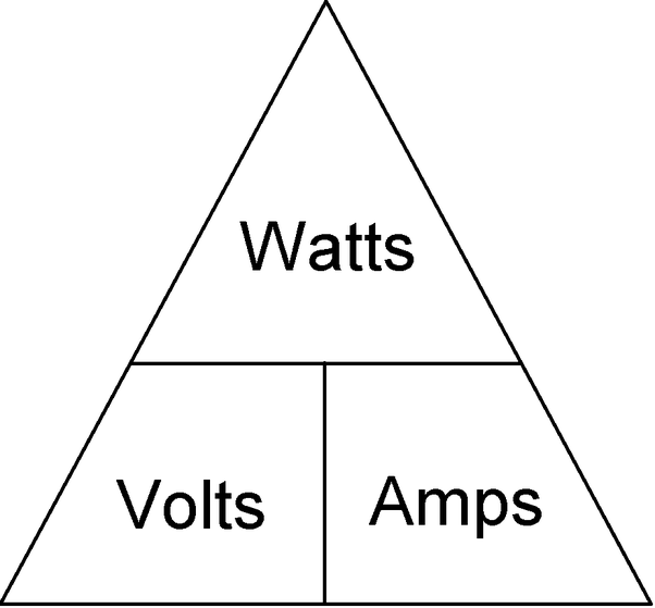 What is 240V equal to in watts? - Quora