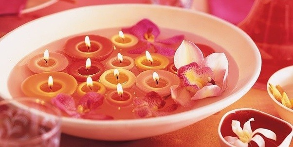 Candles Are One Of The Most Popular Diwali Decoration Items Only Next To  Earthen Pots Probably. However, They Are Somewhat Old School And Often Used  By ...