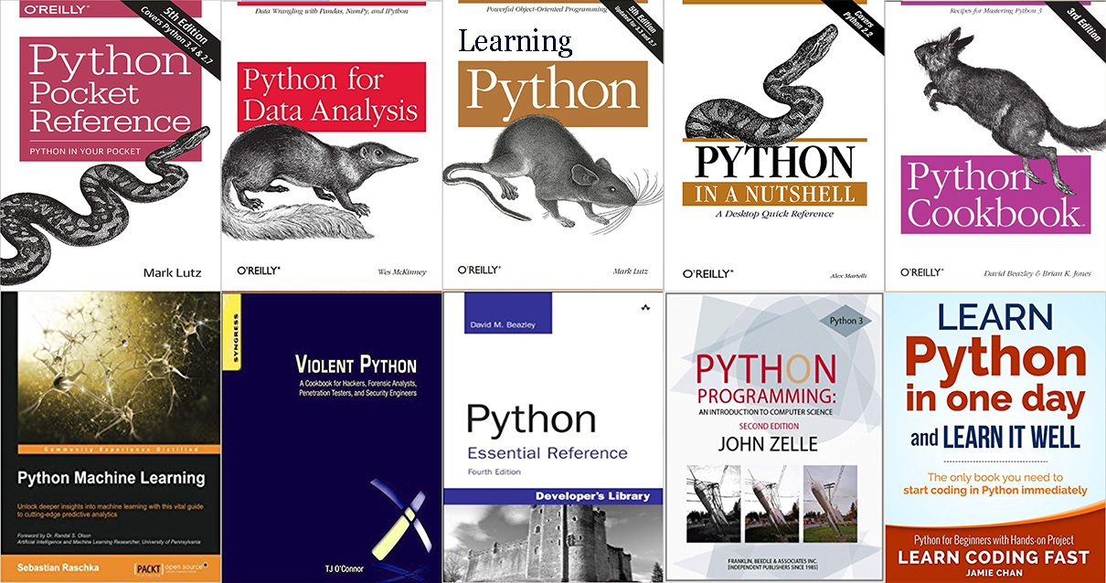 What is the best for learning Python? - Quora