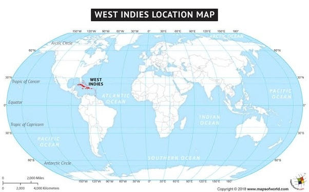 Is West Indies a country? - Quora
